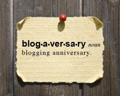 MissKymmiee's One Year Blogging Anniversary